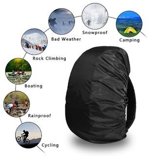 ( CHẤT LƯỢNG CAO ) Túi trùm balo áo trùm balo chống thấm nước BEE GEE ( SIÊU NHẸ ) thumbnail
