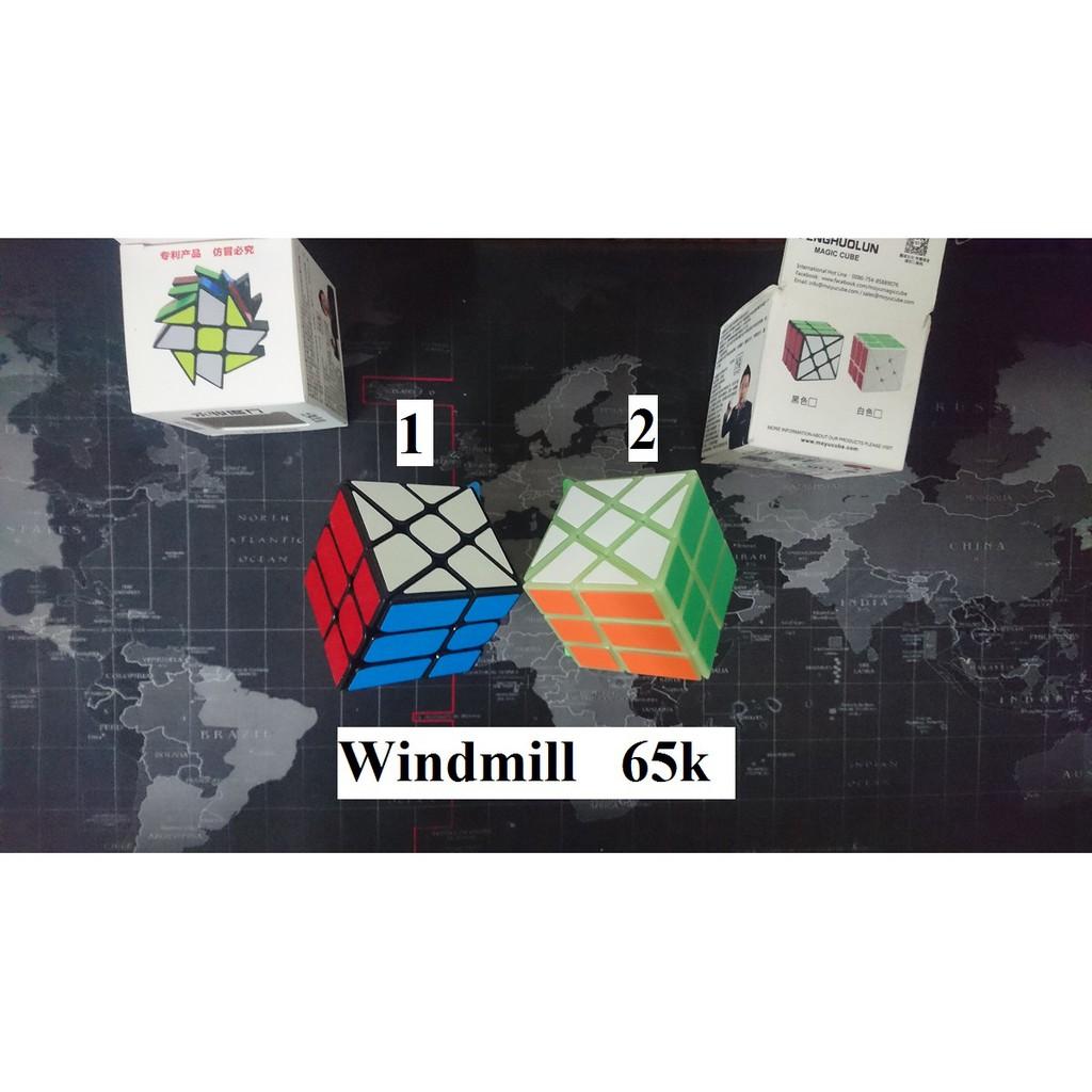 Windmill Biến thể Rubik