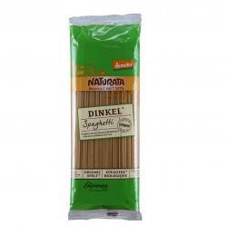 Mỳ spagheti từ lúa mì spenta hữu cơ hãng Naturata 500g