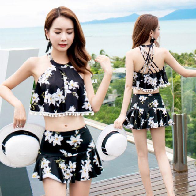 Bikini 2 mảnh,đồ bơi, đồ đi biển, áo tắm đan lưng, bikini nữ
