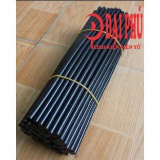 Keo silicon đen nhỏ - lớn phi7- phi10