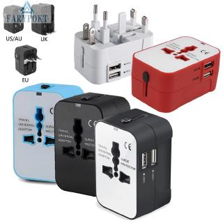 Outlet Adapter Travel Indoor Outdoor Airlines Shopping Malls 100-250V US/AU/UK/EU Universal Electric Convenient
