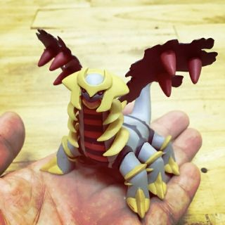 Mô hình Pokemon Giratina Zukan