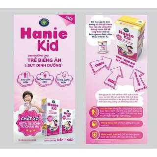 Sữa bột pha sẵn Nutricare Hanie Kid 180ml (Thùng)