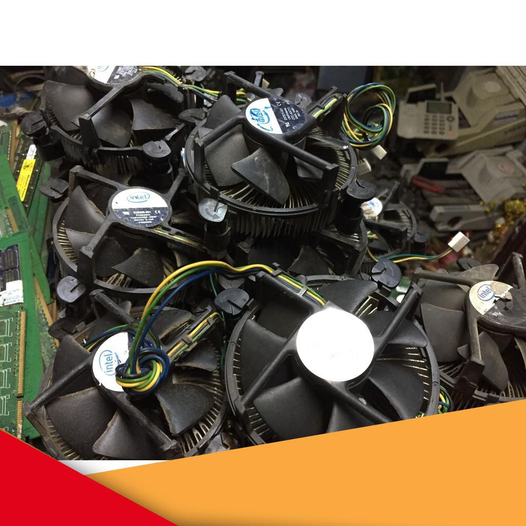 {SALE} Quạt Fan làm mát CPU Socket 1155-1151-1156