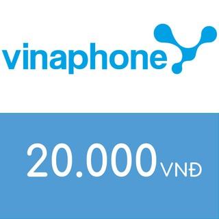 Hình ảnh Mã thẻ điện thoại Vinaphone 20K-0