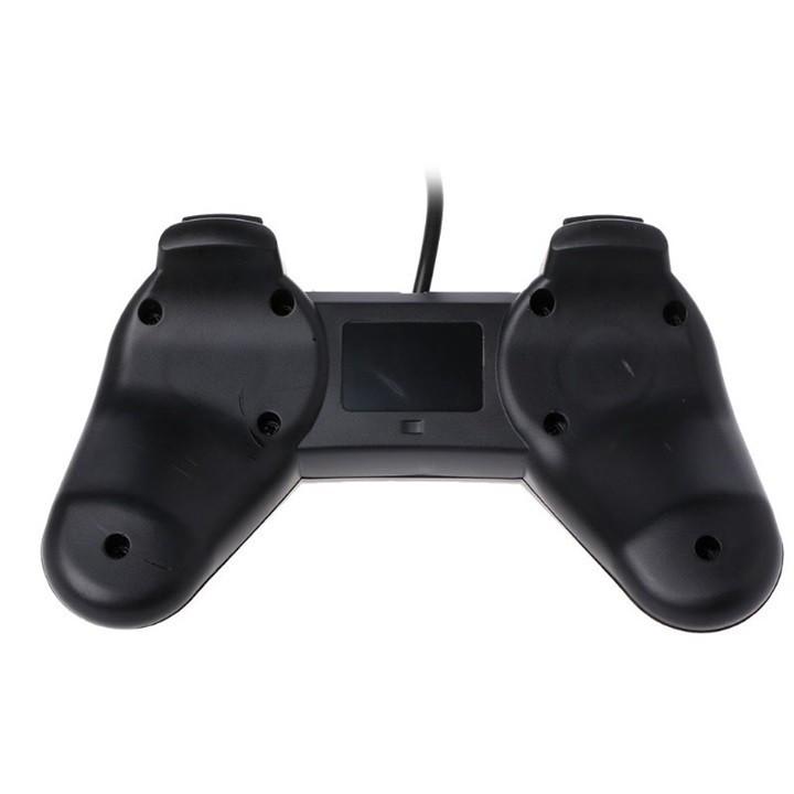 [HOT SALE] Tay Cầm Game Đôi Không Rung W-701D Cho Máy Tính