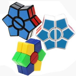Smooth And Speed Cube Puzzle Spinner Focus EDC Toy For Relieving