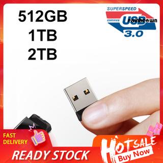 512GB 1TB 2TB Mini High Speed USB 3.0 Flash Drive U Disk Memory Thumb Stick /RXDN/