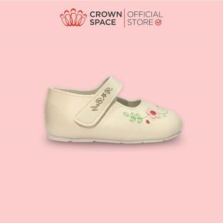Giày Tập Đi Bé Trai Bé Gái Crown UK Walking Shoes Cao Cấp 051_1053 cho bé 1-3 Tuổi thumbnail
