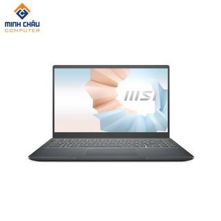 Laptop MSI Modern 14 B10MW 427VN Gray