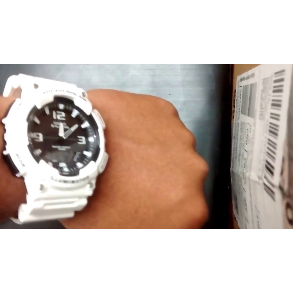 Đồng hồ nam Casio Anh Khuê AQ-S810WC-7AVDF