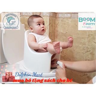 [chính hãng]Boom Potty - Bô rửa vệ sinh đa năng cho bé Boom Potty,bô vệ sinh cho bé, bô cho bé 5.0 thumbnail