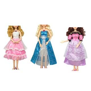 ❉❉Handmade doll princess dress for 60cm doll 1/3 bjd dolls party daily cloth