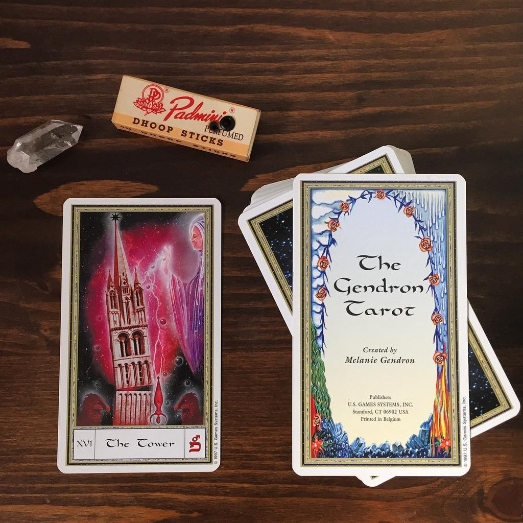 Vision Tarot (Mystic House Tarot Shop) | SaleZone Store