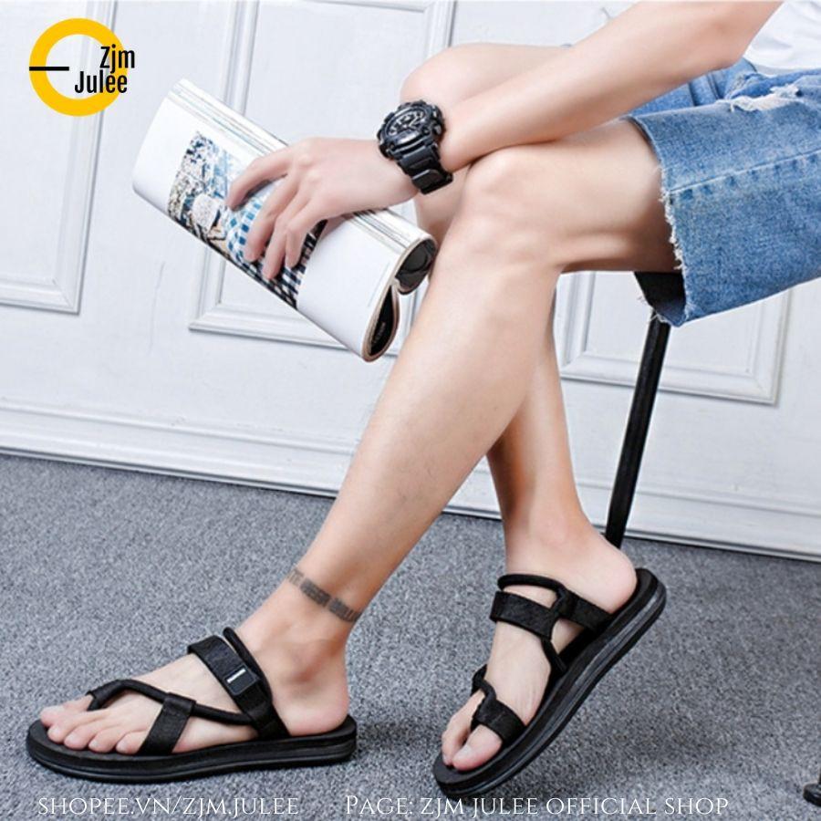 Sandal nam kiểu unisex - mẫu hiếm