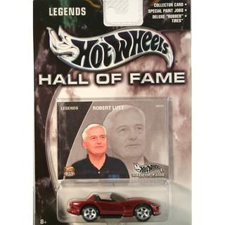 Xe mô hình 1:64 Hot Wheels Hall of Fame – Dodge Viper RT/10