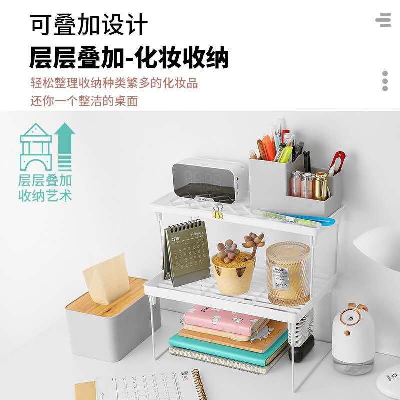 [GIÁ TỐT] Kệ Nhựa Đựng Đồ Đa Năng 9 Ngăn Mini để bàn đựng văn phòng phẩm trang sức/vòng tay/mỹ phẩm