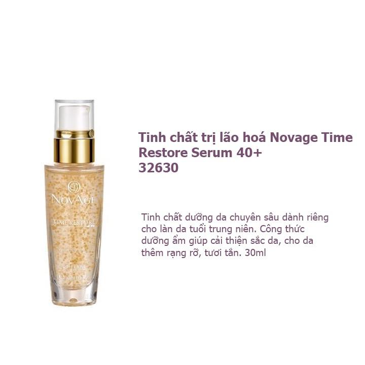 Tinh chất trị lão hoá Novage Time Restore Serum 40+ - 32630 oriflame