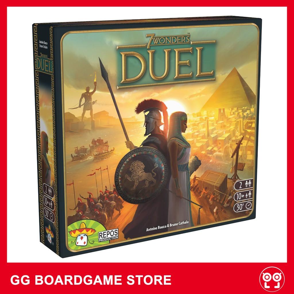7 Wonders Duel – Boardgame thách đấu 7 kì quan