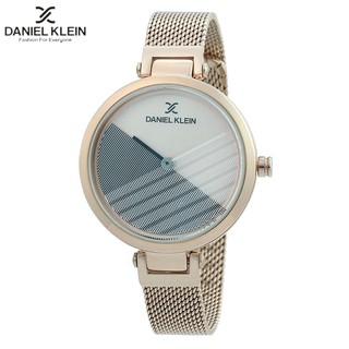 Đồng hồ nữ dây thép Daniel Klein DK.1.12356.2 , chính hãng full box , chống nước thumbnail