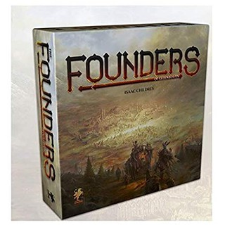 Founders of Gloomhaven – Board Game