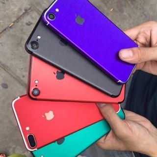 Decal Xước Dán Lưng Đổi Màu Chống Trầy iPhone 5, 5s, 6, 6s, 6 Plus, 6s Plus, 7, 7 Plus, 8, 8 Plus