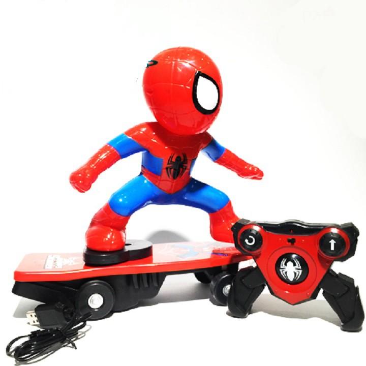 Đồ chơi người nhện trượt ván có điều khiển - 2729090 , 1201292878 , 322_1201292878 , 350000 , Do-choi-nguoi-nhen-truot-van-co-dieu-khien-322_1201292878 , shopee.vn , Đồ chơi người nhện trượt ván có điều khiển