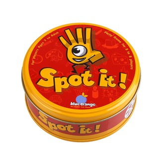 Spot It Find It Board Funny Card Game With Metal Box Children Gathering Party