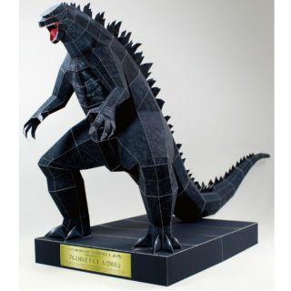 Mô hình giấy Godzilla (2014)