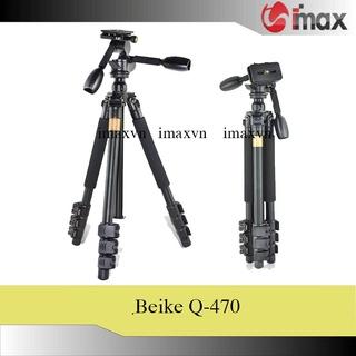 Chân máy ảnh Tripod Beike Q-470 thumbnail