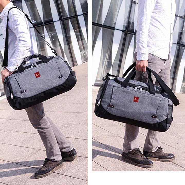 Túi du lịch vải cao cấp thời trang CHENNY DL01 có ngăn chứa hành lí rộng và độ bền cao