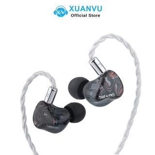 Tai nghe ThieAudio Legacy 4 - Hàng chính hãng   1DD+ 3BA, 2pin 0.78mm - 3.5mm, Âm thanh Hi-fi