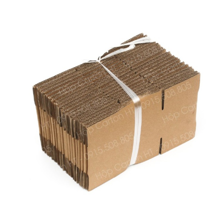18x10x8 Hộp Carton đóng hàng