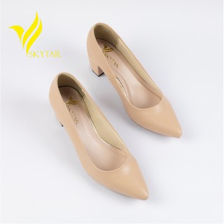Skytar-giày cao gót mũi nhọn 5cm g16