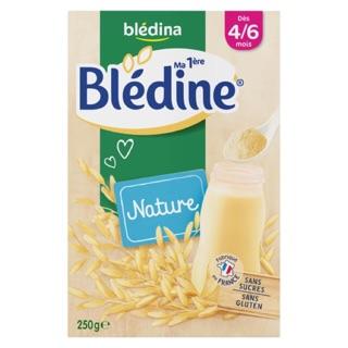 [HSD 10 2022] Bột Lắc Sữa Bledina 250g 4-6m+ vị tự nhiên (Pháp) thumbnail