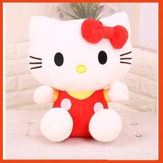 [SIÊU SALE] Gấu bông mèo Hello Kitty Siêu Xinh – Đồ Chơi Cho bé, Làm quà tặng, trang trí không gian