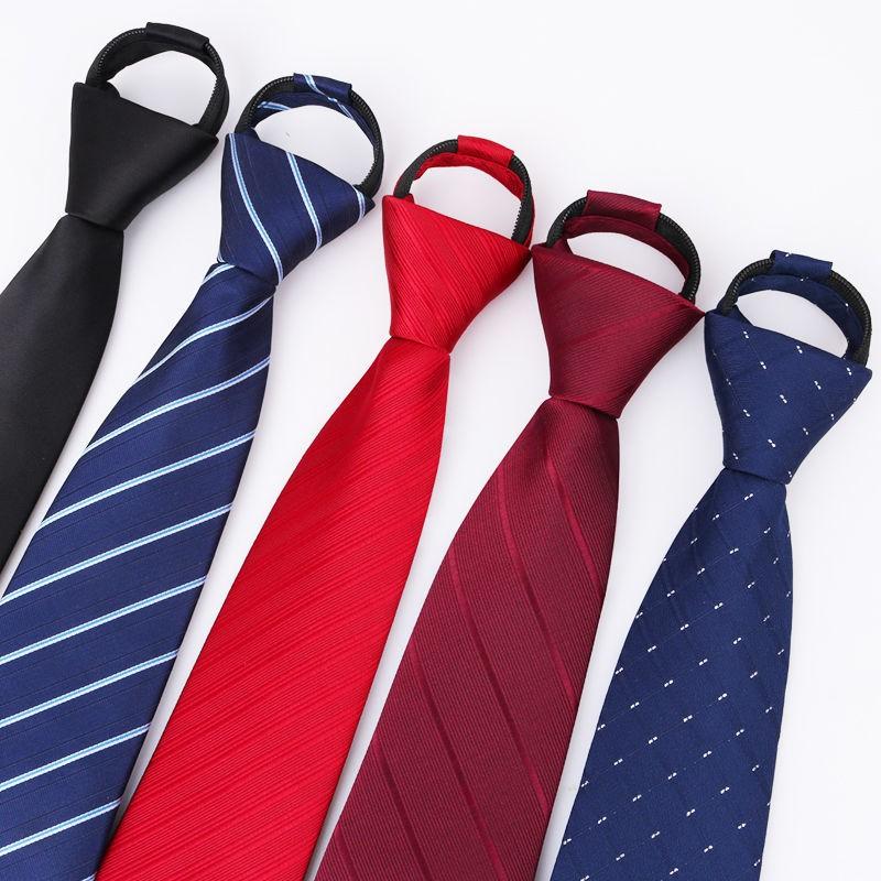 Cà vạt nam 6cm dành cho thanh niên - mc - chú rể mẫu mã mới bản nhỏ hợp thời trang tự thắt vải tốt sx Việt Nam GiangPKC   Shopee Việt Nam