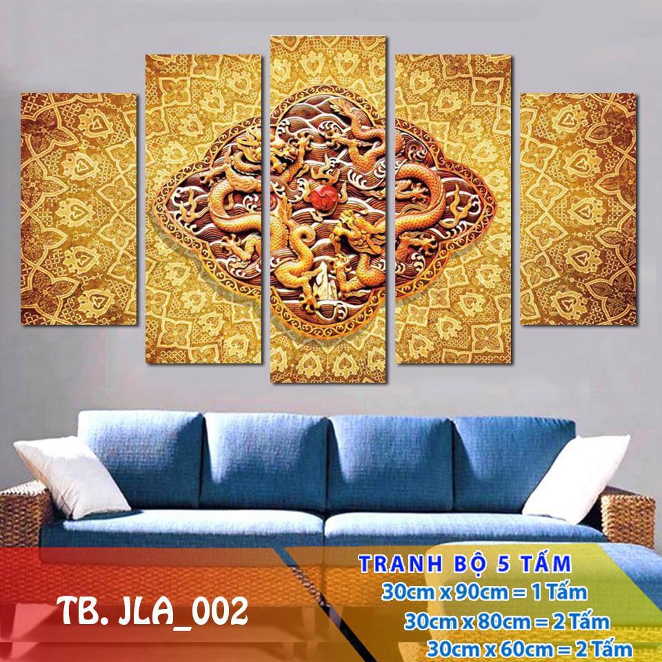 Bộ 5 tấm tranh treo tường Rồng TB.JLA_002 /Gỗ nhập khẩu Hàn Quốc-Bo viền,chống lóa,ẩm mốc,mối mọt - 22368193 , 2146624518 , 322_2146624518 , 1500000 , Bo-5-tam-tranh-treo-tuong-Rong-TB.JLA_002-Go-nhap-khau-Han-Quoc-Bo-vienchong-loaam-mocmoi-mot-322_2146624518 , shopee.vn , Bộ 5 tấm tranh treo tường Rồng TB.JLA_002 /Gỗ nhập khẩu Hàn Quốc-Bo viền,chố