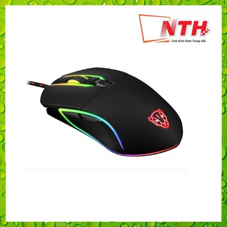 [Mã 159ELSALE hoàn 7% đơn 300K] CHUỘT MOTOSPEED V30 GamingGaming mouse có LED RGB thay đổi theo DPI thumbnail