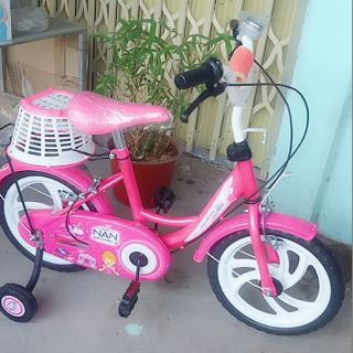 Xe đạp 3 bánh Nestle Nan cho bé 4-5 tuổi