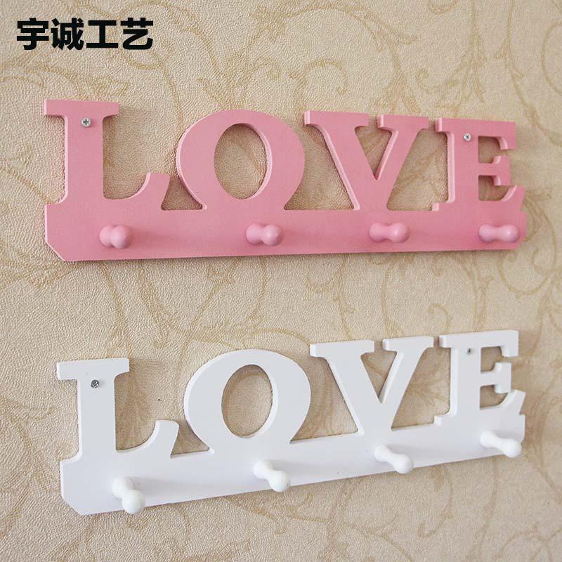 Móc treo gỗ chữ LOVE - 10021423 , 321839626 , 322_321839626 , 65000 , Moc-treo-go-chu-LOVE-322_321839626 , shopee.vn , Móc treo gỗ chữ LOVE