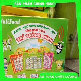 [Giảm giá] Bảng học song ngữ Anh – Việt giọng chuẩn 5 c_Hàng tốt