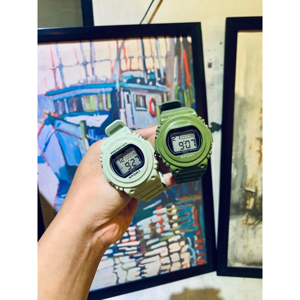 Đồng hồ điện tử thời trang nam nữ Sport M03 mẫu mới cực đẹp SS331