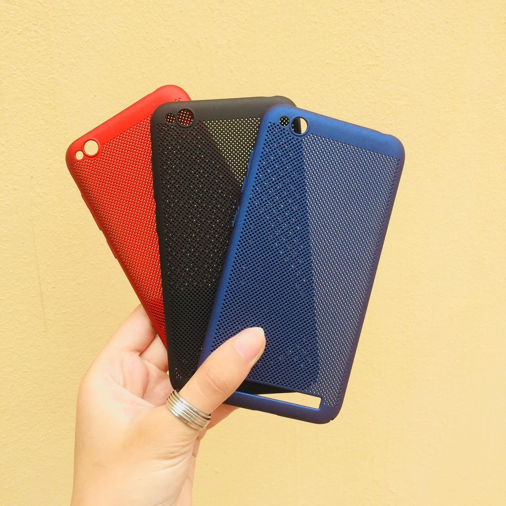 Xiaomi redmi 5a | Ốp tản nhiệt xiaomi redmi 5a ( tặng dán carbon )