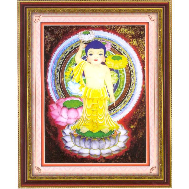 Tranh theu chữ thập Đức Phật Đản Sanh - 3205603 , 611648647 , 322_611648647 , 124000 , Tranh-theu-chu-thap-Duc-Phat-Dan-Sanh-322_611648647 , shopee.vn , Tranh theu chữ thập Đức Phật Đản Sanh