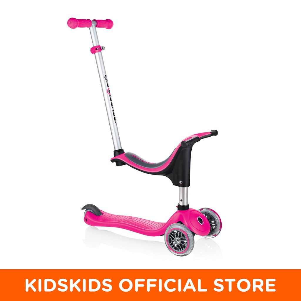 Xe trượt scooter Globber My Free Seat 4 in1