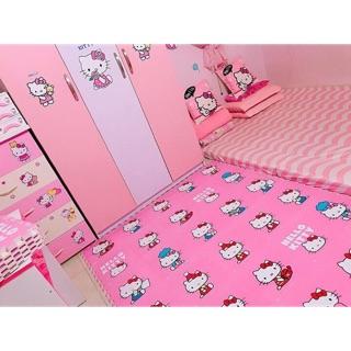 Thảm kitty hồng siêu xinh