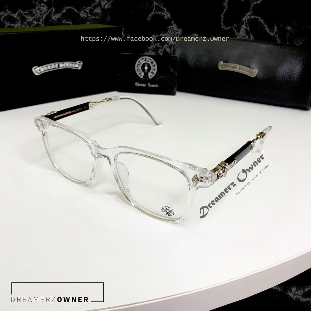 Kính mắt thời trang ChromeH-2272 chi tiết đẹp - nhiều mẫu - tặng kèm hộp bảo quản kính + khăn...