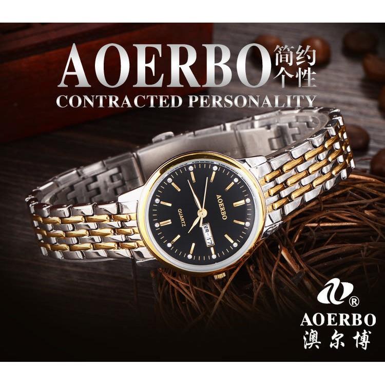 Đồng hồ nam chính hãng Aoerbo - 2393735 , 163385883 , 322_163385883 , 740000 , Dong-ho-nam-chinh-hang-Aoerbo-322_163385883 , shopee.vn , Đồng hồ nam chính hãng Aoerbo